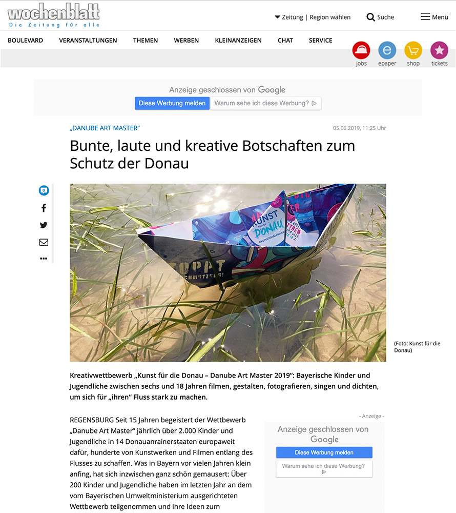 Wochenblatt chat